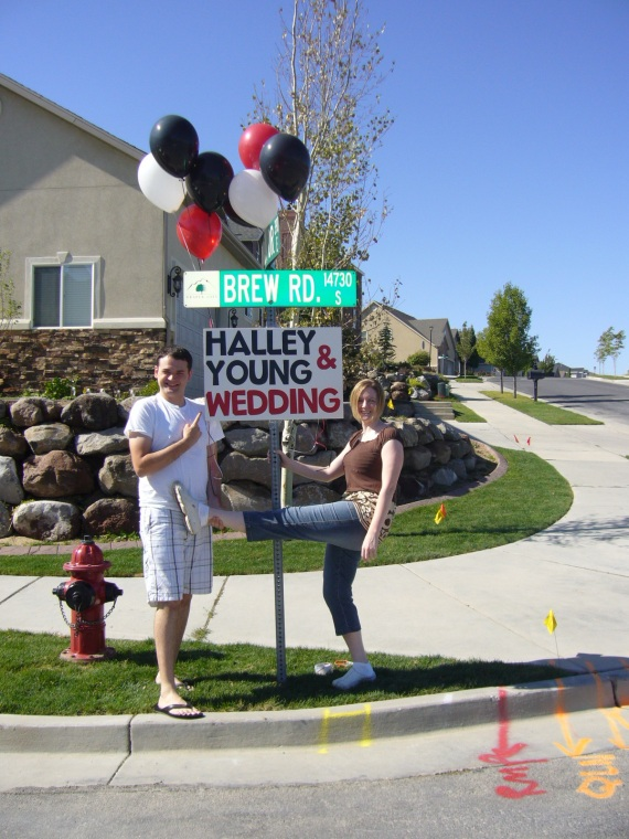 """""""This Way To The Wedding!!"""""""